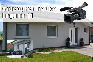 video projektu rodinného domu Laguna 11