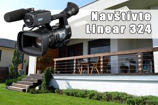 video projektu domu Linear 324