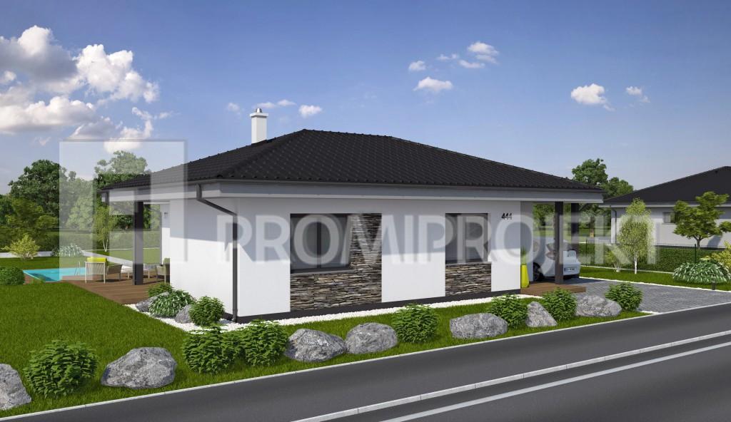 Projekty Domov Do Tvaru L Promiprojekt